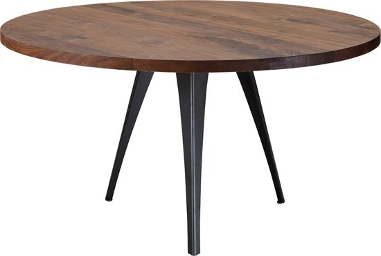 Bol table du sud noten ronde tafel vazy cm
