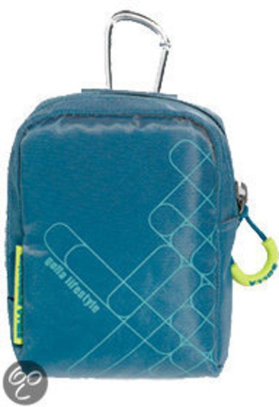 Golla Digi Bag Tube-S - Blauw