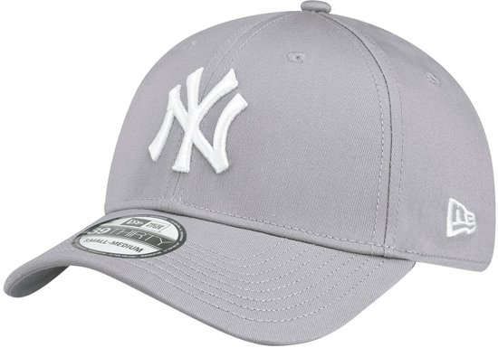 New Era Cap NY Yankees Essential Grey 39THIRTY - Maat S-M