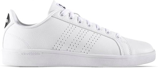 Adidas - Advantage Cl W - Sneaker laag sportief - Dames - Maat 39 - Wit -  Ftwr White