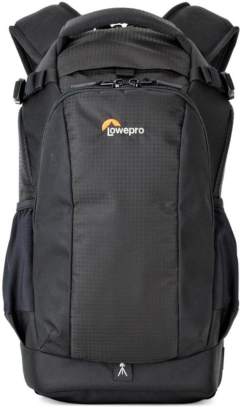Lowepro Flipside BP 200 AW II - Fotorugzak - Cameravak openen via rugpand - Zwart