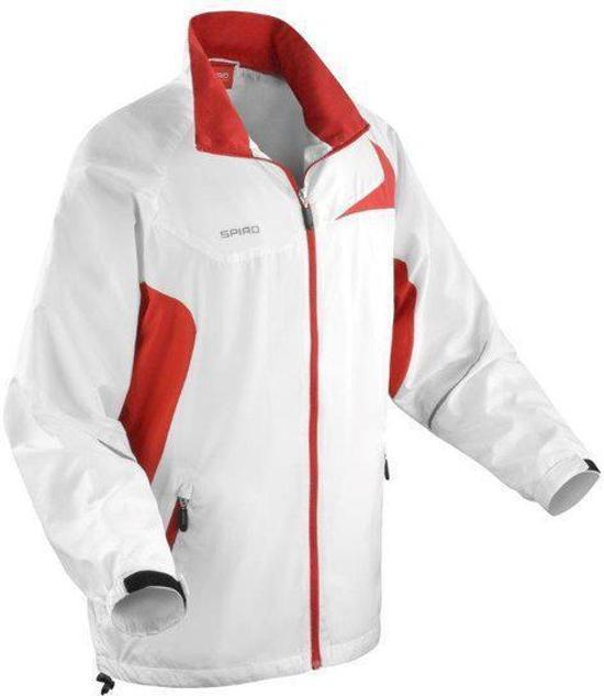 White Micro Xl lite Maat Red Jacket Team Spiro Kleur qBXpwWZ