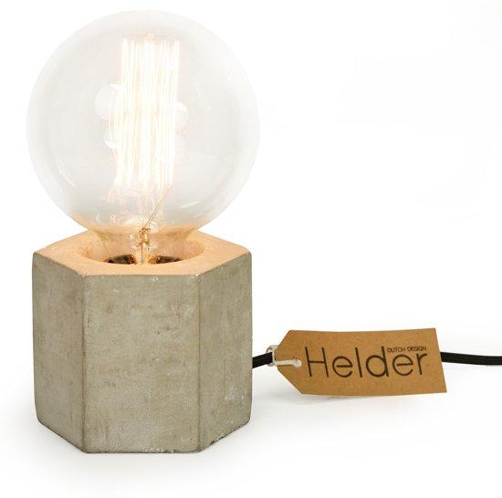 Geliefde bol.com | HELDER Design - Edison kooldraad 12 cm bol lamp met &PG49