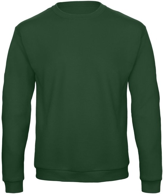 Senvi Basic Sweater Kleur: Groen - Maat L