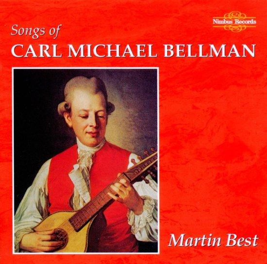 Songs Of Carl Michael Bellman/ Martin Best