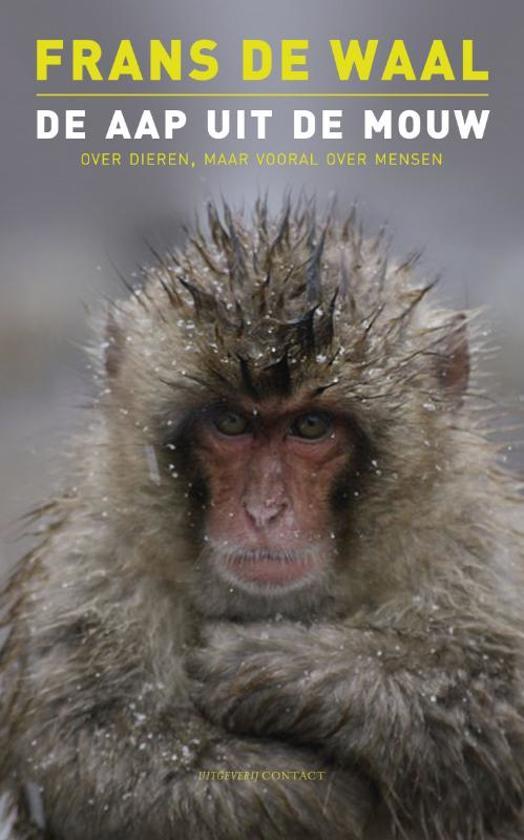 De aap uit de mouw