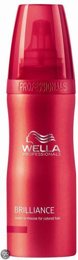 Wella Care Brilliance Leave-in Mousse 200 ml