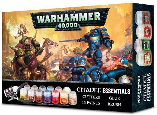 Afbeelding van Warhammer 40,000 Citadel Essentials Set speelgoed