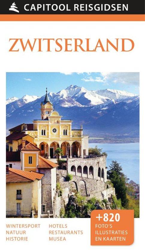 Capitool reisgids Zwitserland
