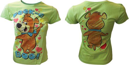 Yogi Bear - Lime Green Dancing BooBoo - M