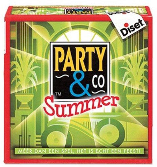 Afbeelding van het spel Party en Co gezelschapsspel - Summer