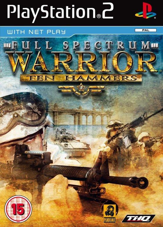 Full Spectrum Warrior: Ten Hammers /PS2