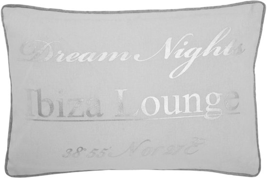 Bol.com mars & more sierkussen ibiza dream nights 30x45cm