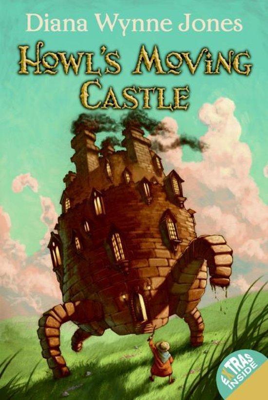 Boek cover Howls Moving Castle van D. Jones (Paperback)