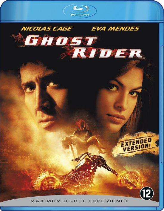 Cover van de film 'Ghost Rider'