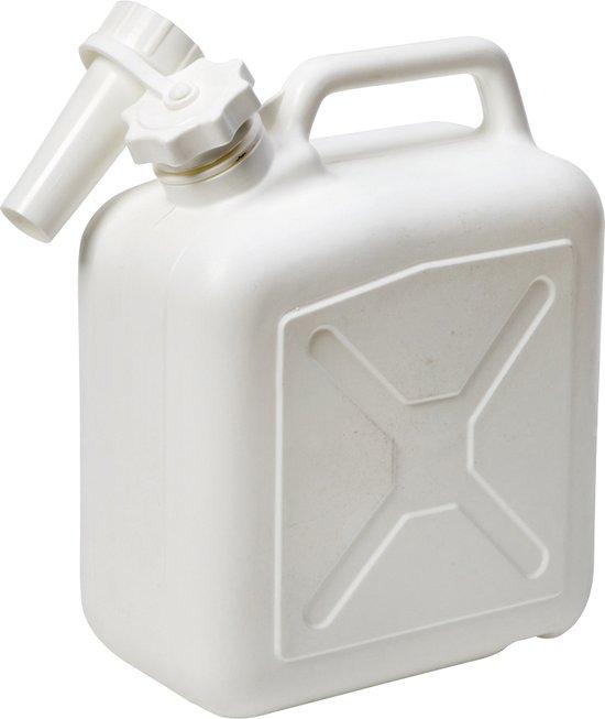 Jerrycan - Met tuit en schroefdop - 5 Liter