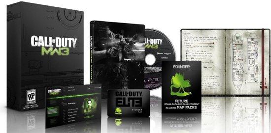 Call of Duty: Modern Warfare 3 Hardened Edition /PS3