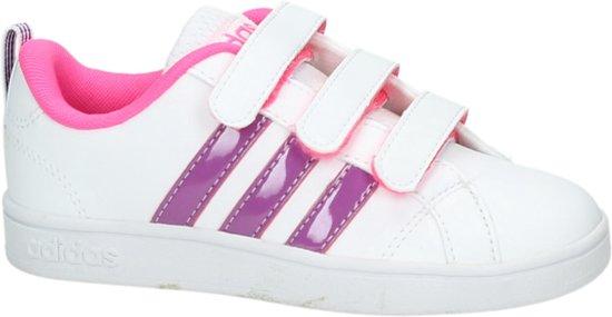 4014b3fcadf bol.com | Adidas Advantage vs cmf c - Sneakers - Dames - Maat 34 - Wit