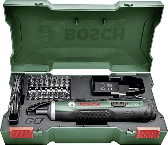 Bosch accuschroevendraaier PushDrive 3.6 volt lithium-ion