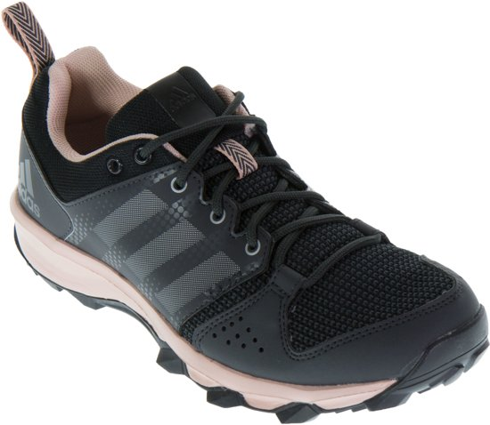 quality design 8667c 22b7c adidas Galaxy Trail Hardloopschoenen - Maat 40 23 - Vrouwen - zwartroze