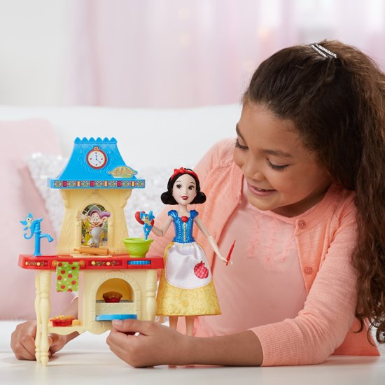 Disney Princess Sneeuwwitjes Keuken Speelset