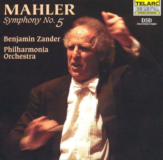 Mahler: Symphony no 5 / Benjamin Zander, Philharmonia Orchestra