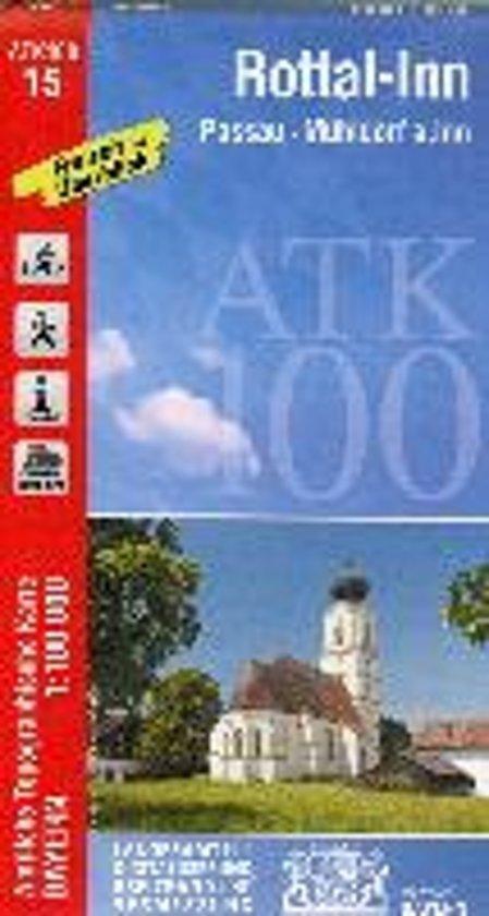 Rottal-Inn 1 : 100 000