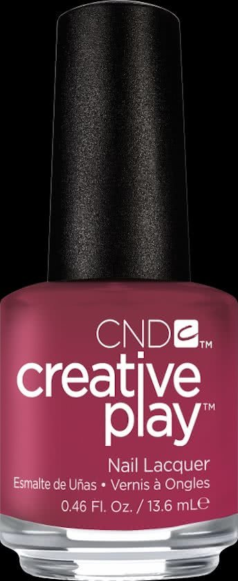 CND Creative Play - Berried secrets #35 - Nagellak