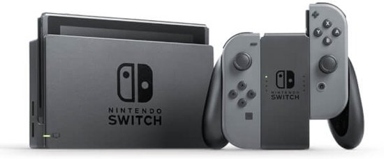 Switch Console - 32GB - Grijs