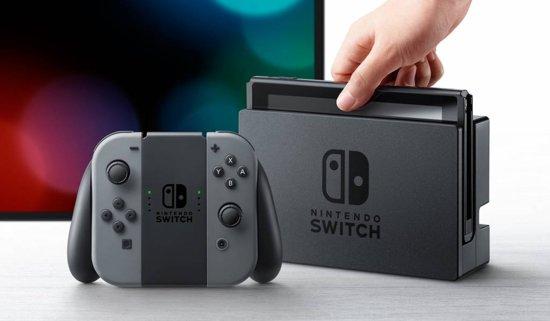 Nintendo Switch Console - 32GB - Grijs - Verbeterde accuduur - Nieuw model