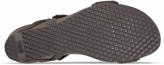 Teva Dames Sandalen - Zwart