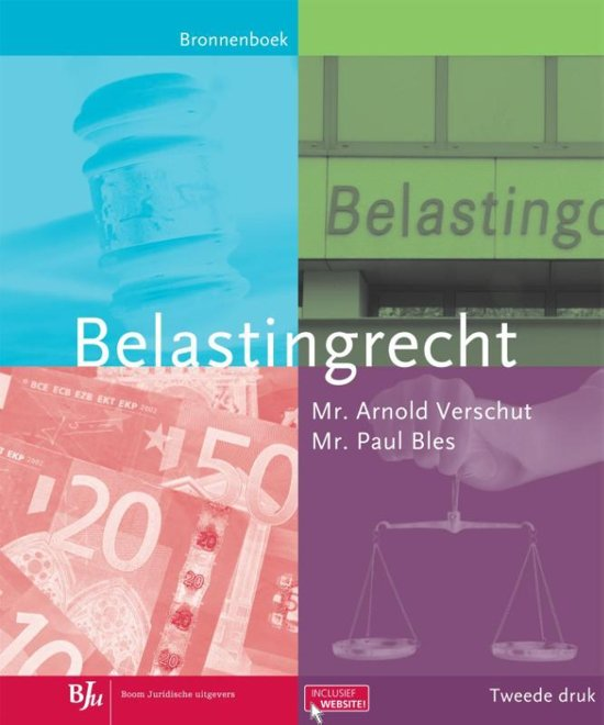 Bronnenboeken MBO Belastingrecht