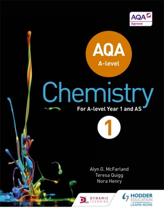 AQA A Level Chemistry Student Book 1