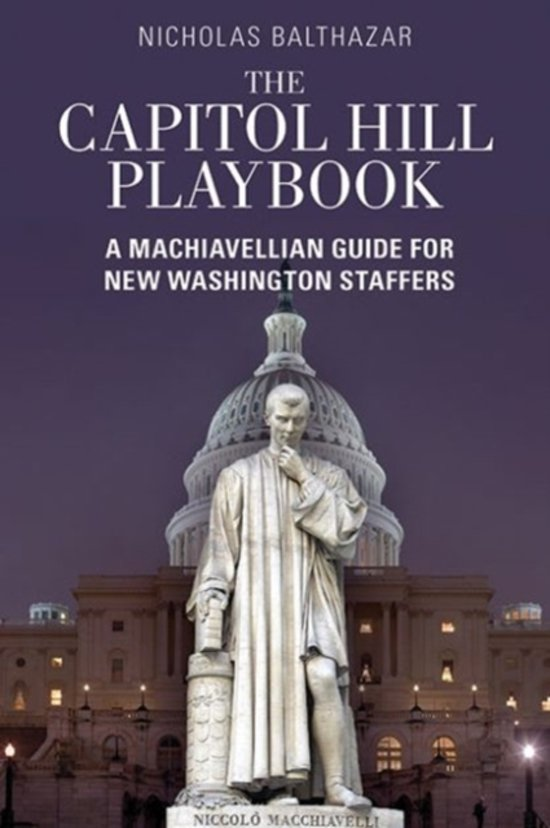 The Capitol Hill Playbook