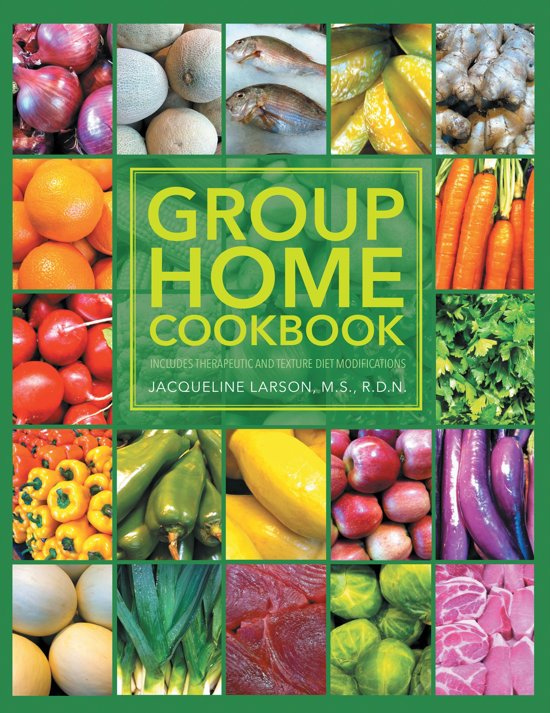 Group Home Cookbook