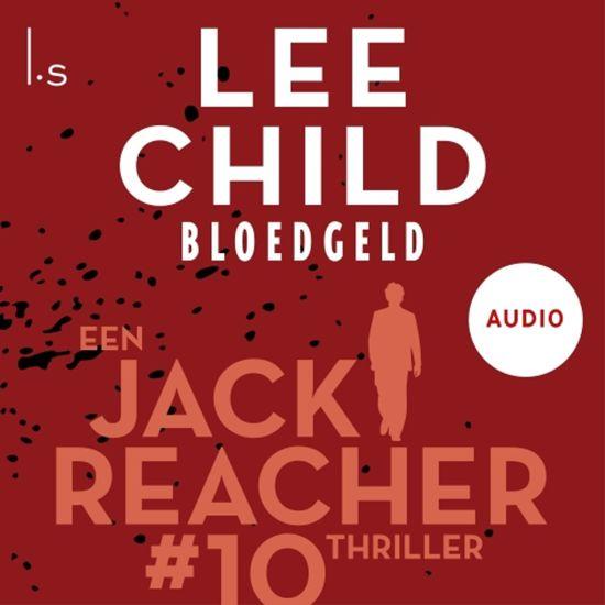 Boekomslag voor Jack Reacher 10 - Bloedgeld
