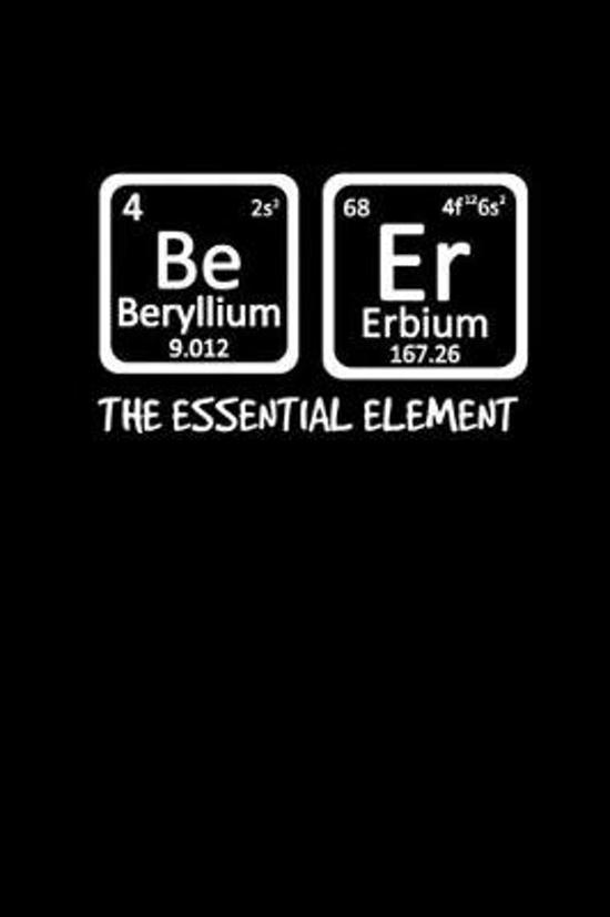 Be. Er. The essential element: Food Journal - Track your Meals - Eat clean and fit - Breakfast Lunch Diner Snacks - Time Items Serving Cals Sugar Pro