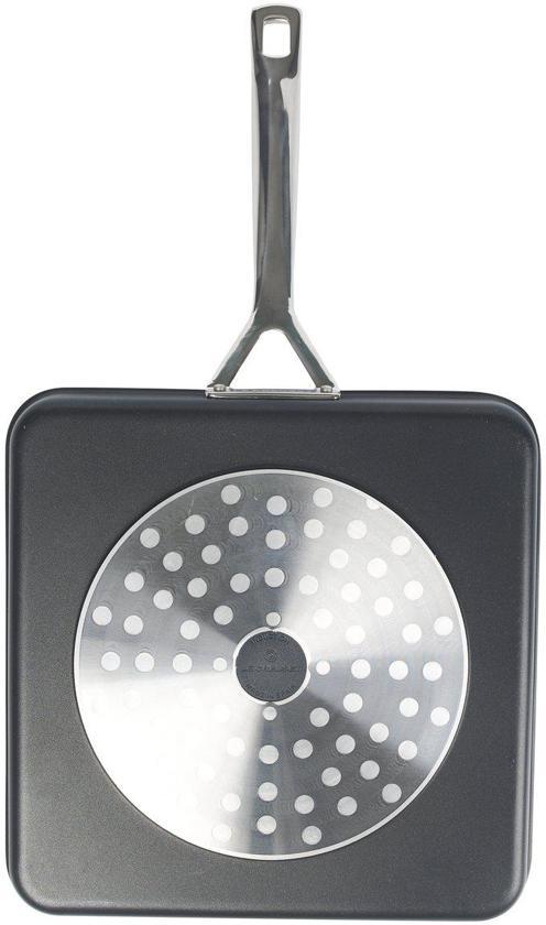 Le Creuset Vierkante Grillpan 28 cm
