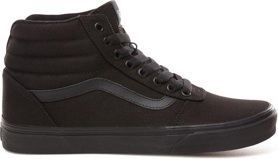 Sneakers 46canvasBlack Ward HerenMaat Vans black Hi bvf7gy6IY