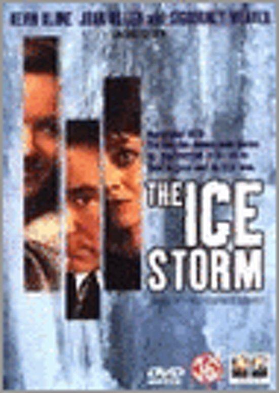 DVD cover van Ice Storm