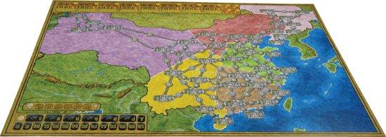 Hoogspanning Uitbreiding: Het Verre Oosten - Bordspel