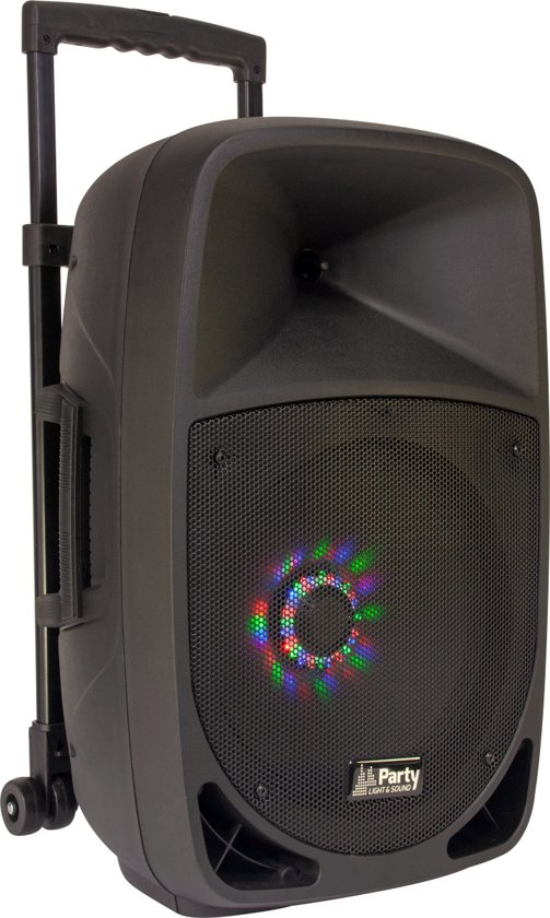 Fonkelnieuw bol.com | PARTY-12LED MOBIELE BLUETOOTH PA LUIDSPREKER SOUND BOX BB-34