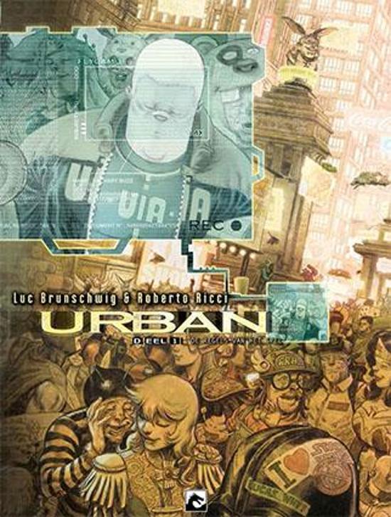 Sf Collection Urban 1 De Regels Van Het Spel Boek Luc Brunschwig