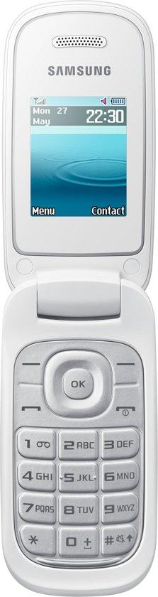 Téléphone GSM SAMSUNG E1270 BLANC