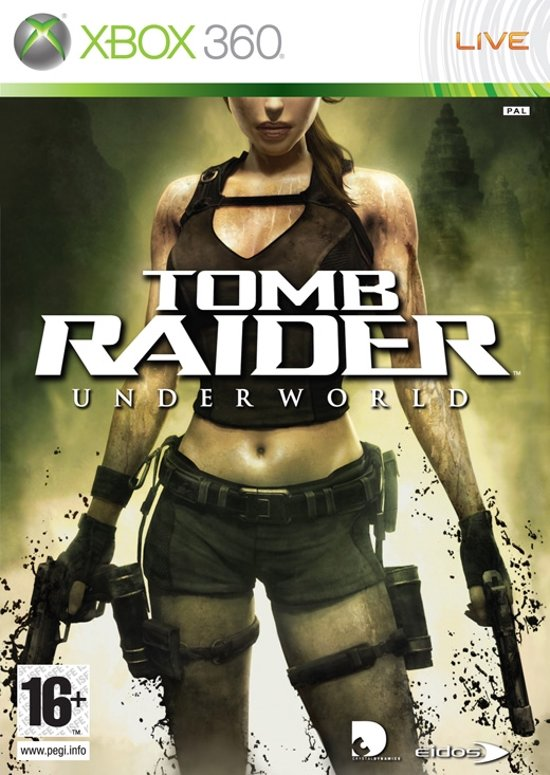 Tomb Raider: Underworld /X360