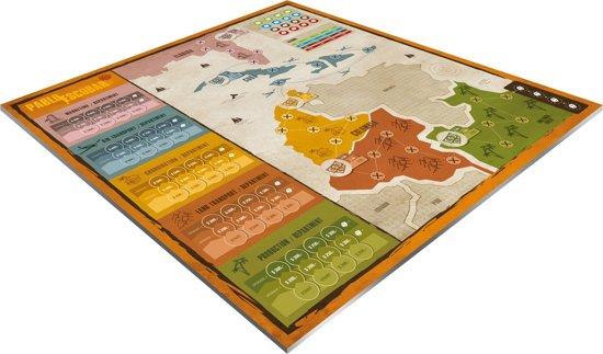 Pablo Escobar The Boardgame - bordspel - beschikbaar vanaf 5 oktober 2018