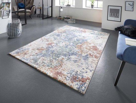 Design vloerkleed Fontaine Elle Decor - meerkleurig 160x230 cm