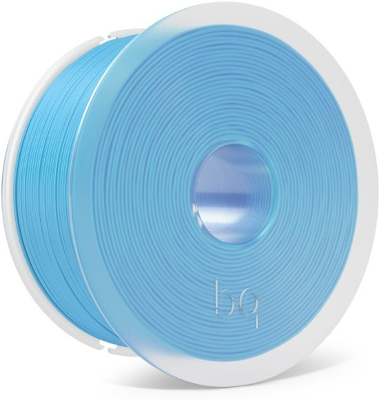 bq PLA topaas Blauw 1kg 3D-printmateriaal