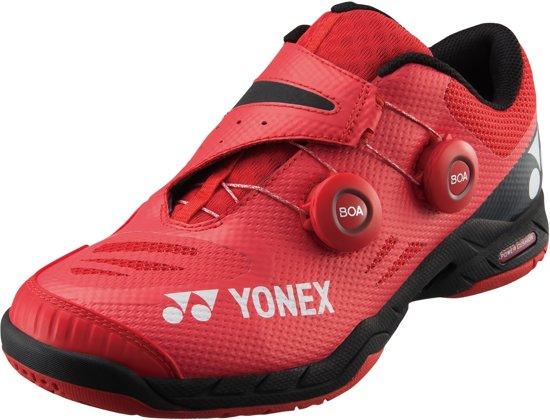 Yonex Badmintonschoenen Power Cushion Infinity Unisex Rood Mt 45
