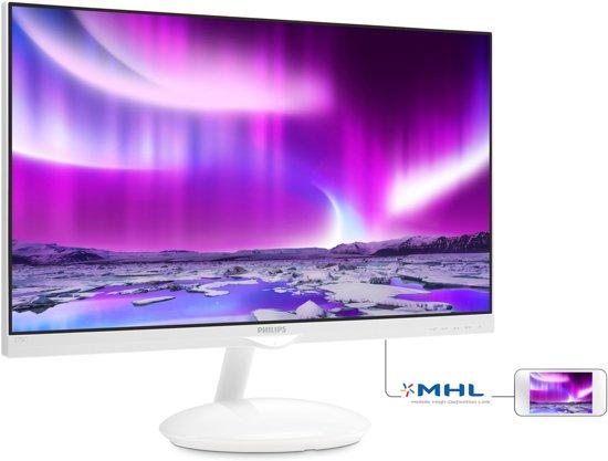 Philips Moda LCD-monitor met Ambiglow Plus-voet 275C5QHGSW/00